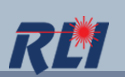 Home Page for RLI Laser Safety Training, Products and Consulting