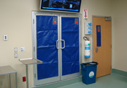 Laser Safety Barriers and Curtains
