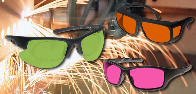 Laser Eyewear: Goggles and Glasses