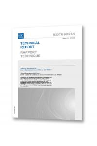Electronic Copy IEC 60825-5 Ed. 2.0 | Safety of Laser Products - Part 5