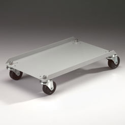 Cart With Wheels for PlumeSafe Whisper Turbo