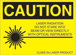 laser warning labels at rockwell laser industries