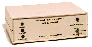 Electronic Control Module for TRI-LUME units